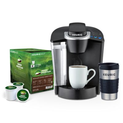 K55 Coffee Maker Starter Bundle