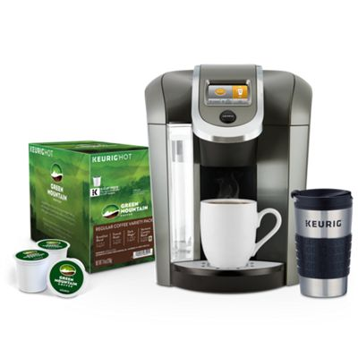 Keurig K575 Coffee Maker Starter Bundle