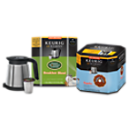Keurig® Holiday Entertainer Bundle
