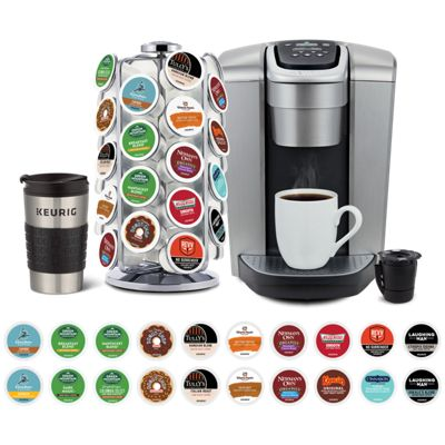 Keurig? K-Elite? Coffee Experience Bundle