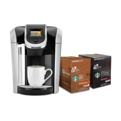 Keurig® K475 Starbucks® Pod Bundle