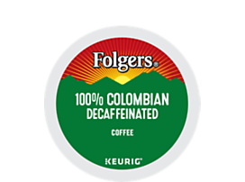 Lively Colombian Decaf Coffee