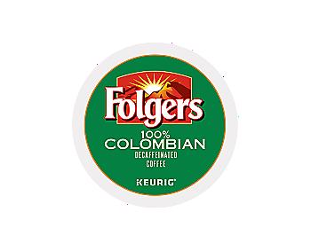 100% Colombian Decaffeinated Coffee