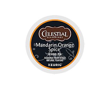 Mandarin Orange Spice® Herbal Tea