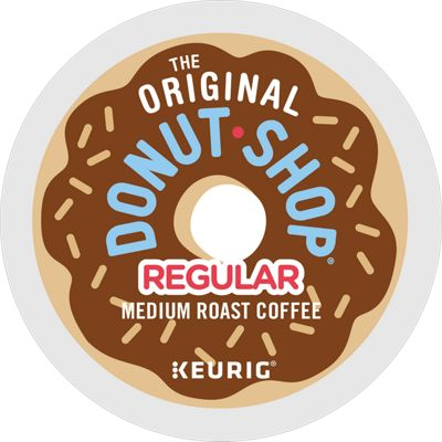 the original donut shop coffee - Keurig K Cup