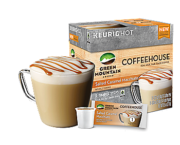 Caramel Coffee Keurig Pod