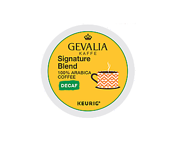 Signature Blend Decaf Coffee