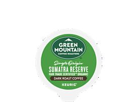 Sumatran Reserve Extra Bold Coffee