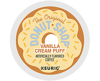 Vanilla Cream Puff Coffee