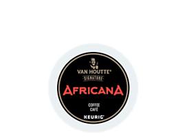 Africana Fair Trade Organic Coffee
