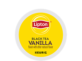 Black Tea Vanilla