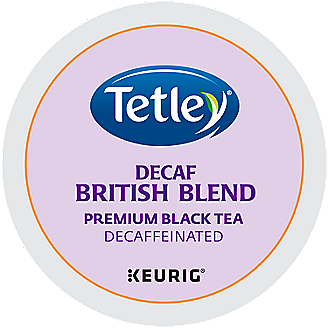 British Blend Decaf Tea