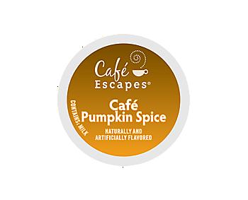 Cafe Pumpkin Spice
