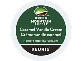 Caramel Vanilla Cream Coffee