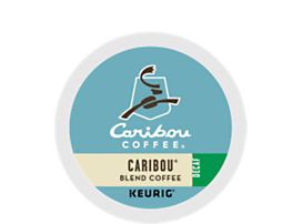 Caribou Blend Decaf Coffee