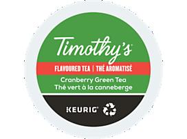 Cranberry Twist Green Tea