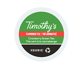 Cranberry Twist Green Tea