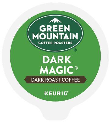 dark magic extra bold coffee - Keurig K Cup