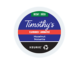 Decaffeinated Hazelnut Coffee