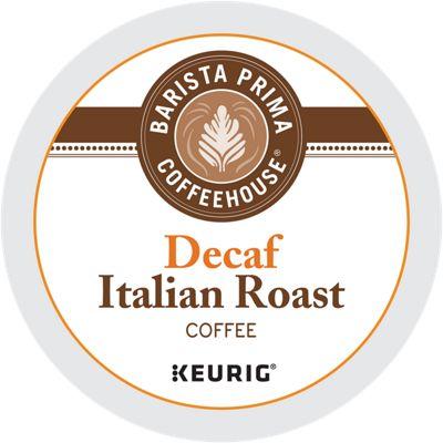 decaf italian roast coffee - Decaf K Cups