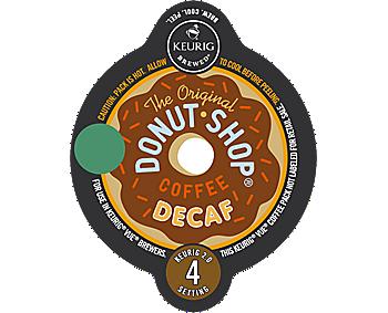 The Original Donut Shop® Decaf Coffee