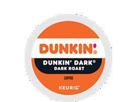 Dunkin' Dark? Coffee