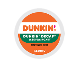 Dunkin' Decaf? Coffee