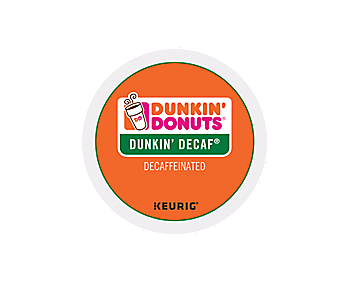 Dunkin' Decaf® Coffee