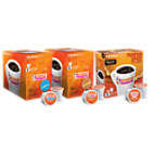 Dunkin Donuts® Flavored Coffee Variety Pack Bundle