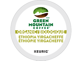 Ethiopia Yirgacheffe Organics
