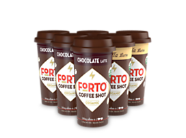 FORTO® Coffee Shots Extra Energy to Go Variety Pack