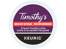 French Vanilla Latte