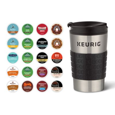 Keurig® Variety Pack On the Go Bundle