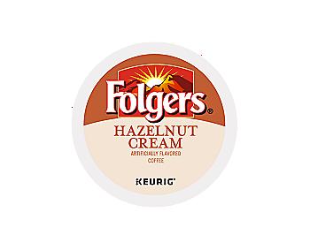Hazelnut Cream Coffee