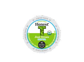 Just Green Iced Tea