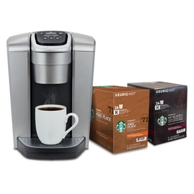 Keurig? K-Elite? Starbucks? Pod Bundle