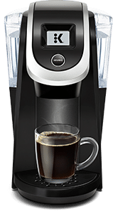 keurig 2.0 k200 how to change water