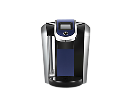 Keurig® 2.0 Brewer Accents - Metallic Colors Collection - Azure