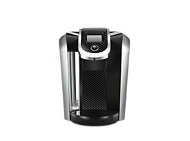 Keurig® 2.0 Brewer Accents - Urban Textures Collection - Carbon Fiber