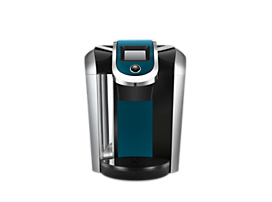 Keurig® 2.0 Brewer Accents - Metallic Colors Collection - Lagoon