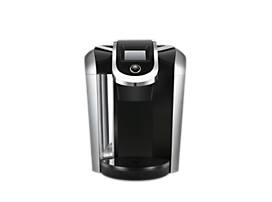 Keurig® 2.0 Brewer Accents - Metallic Colors Collection - Onyx
