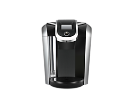 Keurig® 2.0 Brewer Accents - Metallic Colors Collection - Smoke