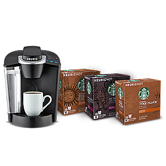 Keurig® K55 Starbucks Bundle