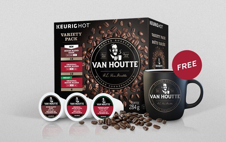 Van Houtte Variety Pack