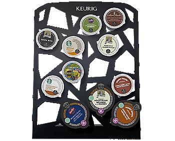 Keurig® Collage™ Storage Midnight Black