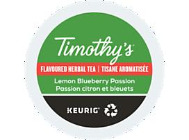 Lemon Blueberry Passion Tea