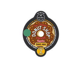 The Original Donut Shop® Coffee Travel Mug