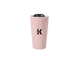 Rose Quartz Travel Mug