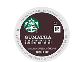 Sumatra dark roast, Signature Collection