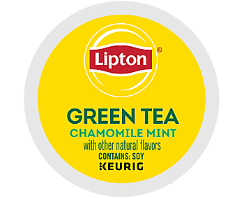 Soothe Green Tea with Chamomile and Mint